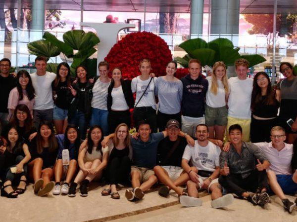 proresult unterstützt das studentische Austauschprogramm der Universität St. Gallen