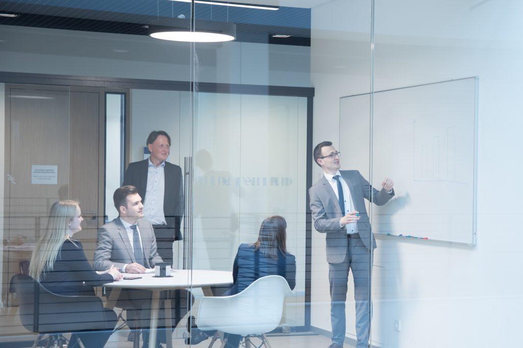Coaching zu agilem und hybridem Projektmanagement in einer Förderbank
