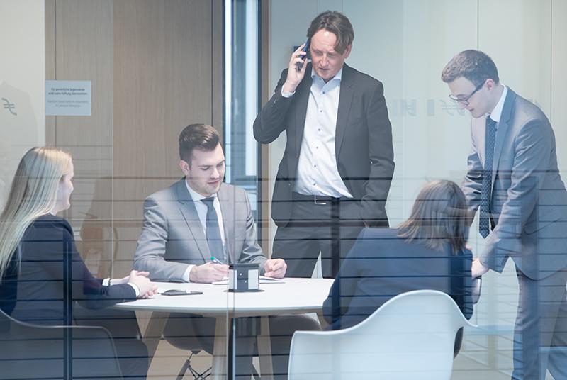 Erfolgreiche Einführung des neuen IFRS 9 Standards