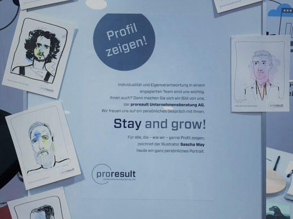 Profil zeigen – proresult wirbt erfolgreich um junge Talente